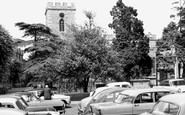 Enfield, St Andrew's Parish Church c1965