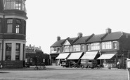 Enfield, St Mark's Road c.1955
