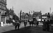 Enfield, The Nags Head c.1910