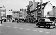 Enfield, The Town c.1950