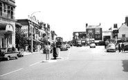 Enfield, The Town c.1960