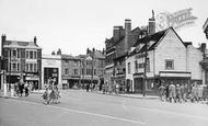 Enfield, Town Centre c.1950