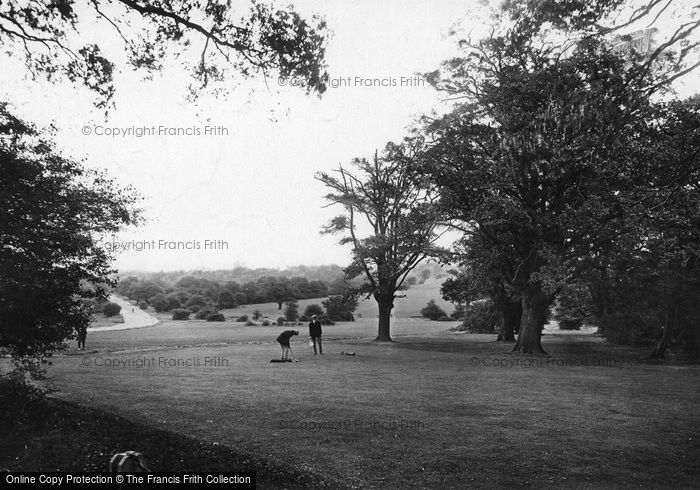 Epping, Forest, Golf Links 1911