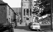 Epping, St John The Baptist Church c1960