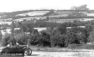 Epping, view from Upshire c1955