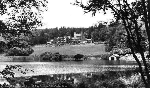 Eskdale Green, Outward Bound Mountain School c.1960