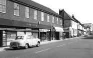 Ewell, Post Office c1965