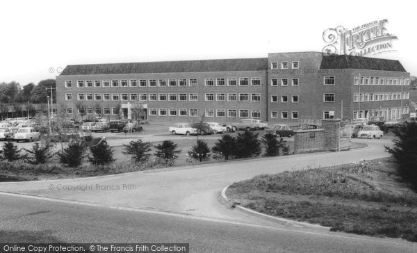 Ewell, Technical College c.1965