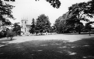 Ewell, the Grounds, Glyn House c1965