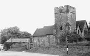 Eythorne, Church Of St Peter And St Paul c.1955