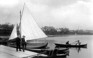 Fairhaven, The Lake 1923