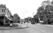 Farnborough, Farnborough Road 1936