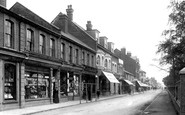 Farnborough, Lynchford Road 1903