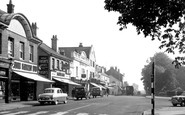 Farnborough, Lynchford Road c.1960