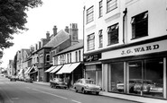 Farnborough, Lynchford Road c.1965