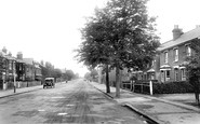 Farnborough, Osborne Road 1925