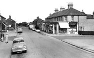 Farnborough, Peabody Road c.1965