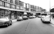 Farnborough, Queensmead Parade c.1965