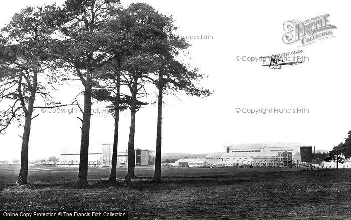 Farnborough, Royal Aircraft Establishment 1913