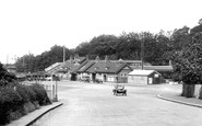 Farnborough, The Railway Station 1924