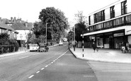 Farnborough, Victoria Road And Queensmead c.1965