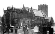 Farnworth, St Luke's Parish Church 1900