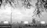 Fawley, Esso Oil Refinery c.1955