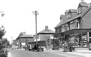 Fawley, High Street 1952