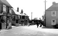 Fawley, High Street c.1955