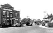 Fawley, The Falcon Inn c.1955