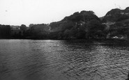 Feock, Trelissick From River Fal 1936