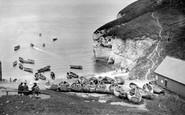Flamborough, Boating Station c.1930
