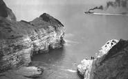 Flamborough, Little Thornwick Bay c.1930