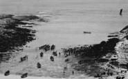 Flamborough, North Landing c.1881