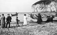 Flamborough, The Beach c.1930