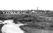 Flamborough, The Bungalows c.1960