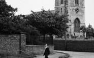 Flamborough, The Church 1954