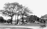 Flixton, Woodsend Road c1965