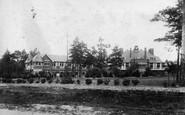 Frimley, Brompton Hospital Sanitorium 1908