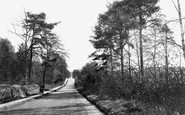 Frimley, Chobham Road 1921