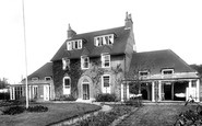 Frimley, Cottage Hospital 1925