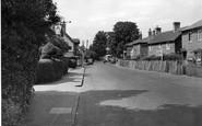 Frimley, Frimley Green Road c.1955