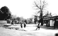 Frimley, High Street 1921