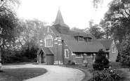 Frimley, St Andrews Church 1919