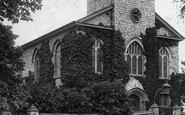 Frimley, St Peter's Church 1901
