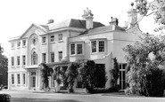 Frimley, the House, Frimley Park c1955