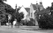 Frimley, the Priors Kitchen c1955