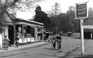 Frimley, The Village Shop 1921