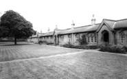 Fulbourn, Almhouses c.1968
