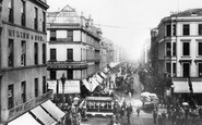 Glasgow, Argyle Street 1897